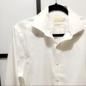 Michael Kors Slim Fit Button Up Shirt